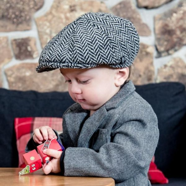 Kids Newsboy Cap